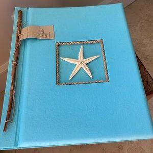 Natural ⭐️ starfish photo album
